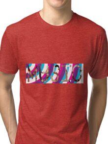 Dymond Speers MUSIC Tri-blend T-Shirt