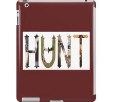 Dymond Speers HUNT iPad Case/Skin