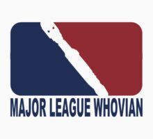 Major League Whovian by Lucas Beam
