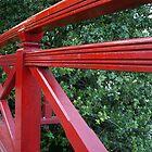 Hanoï bridge by William Lyszliewicz