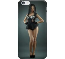 Exotic dancer iPhone Case/Skin
