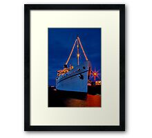 """""""The Doulos at  Dusk"""" Framed Print"""