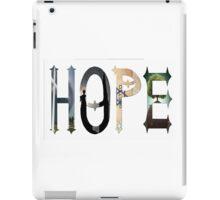 Dymond Speers HOPE iPad Case/Skin