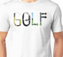 Dymond Speers GOLF Unisex T-Shirt