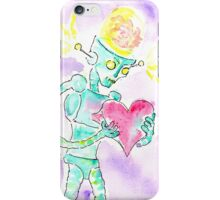 Brain Forces the Love Back Inside. iPhone Case/Skin