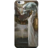 Iron Bull Tarot iPhone Case/Skin