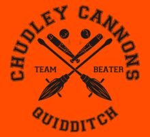 Chudley Cannons - Team Beater by quidditchleague