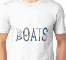 Dymond Speers BOATS Unisex T-Shirt