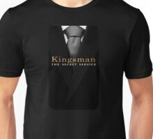 Kingsman: The Secret Service - Suit  Unisex T-Shirt