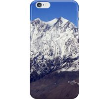 The Himalayas iPhone Case/Skin