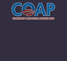 C.O.A.P. Community Organizers Against Palin t shirt Unisex T-Shirt
