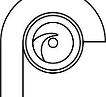 Remote Logo Frame by Remote Skateboards