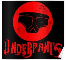 Underpants! Poster