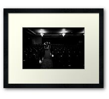 Born From This Earth To Stand Out From The Crowd Framed Print