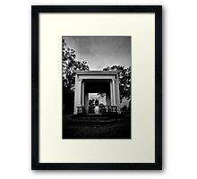 Born From This Earth & Bursting Into Song! Framed Print