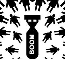 BOOM Power Sticker