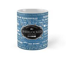 Sherlocked Mug - BBC Sherlock Mug