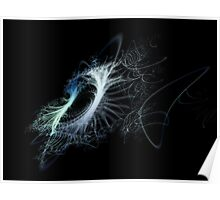 Undiscovered Galaxy Poster