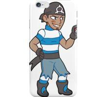 Team Aqua Grunt Male iPhone Case/Skin
