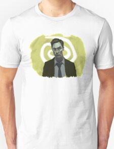 Rust Cohle - True Detective Unisex T-Shirt
