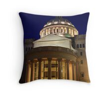 church of christian science Throw Pillow