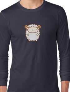 Cute Sheep Long Sleeve T-Shirt