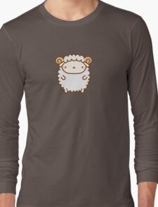Cute Sheep Long Sleeve T-Shirt
