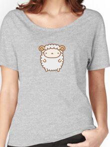 Cute Sheep Women's Relaxed Fit T-Shirt