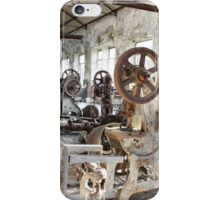 Rusty Machinery iPhone Case/Skin