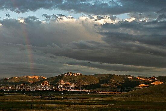 Helena Valley by Ken McElroy