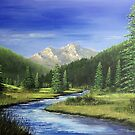 Middle Fork - Payette River by Rich Summers