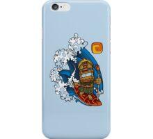 Tiki Surfer iPhone Case/Skin