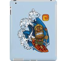 Tiki Surfer iPad Case/Skin