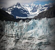 Glacier scene by SLRphotography