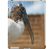 Wood Stork iPad Case/Skin