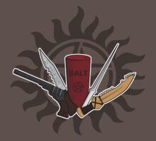Supernatural Weapons by Burgernator