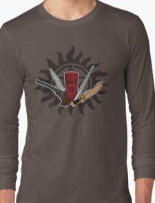 Supernatural Weapons Long Sleeve T-Shirt