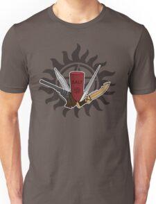 Supernatural Weapons Unisex T-Shirt