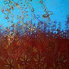 'Mystical Fields' by Shahida  Parveen