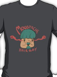 Moustache Hairboy T-Shirt