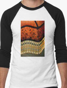 Vintage Lampshade Men's Baseball ¾ T-Shirt