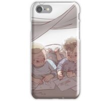 Pillow Fort iPhone Case/Skin