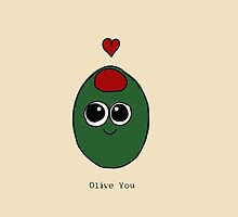 Olive You by luckylucy