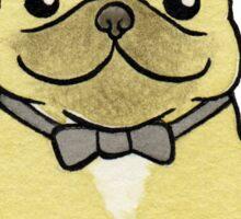 French Bulldog - The Little Gentleman Sticker