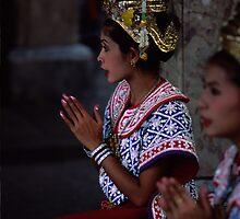 Erawan Dancer by John Brumfield