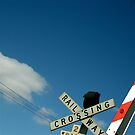 Railway Crossing by James Troi