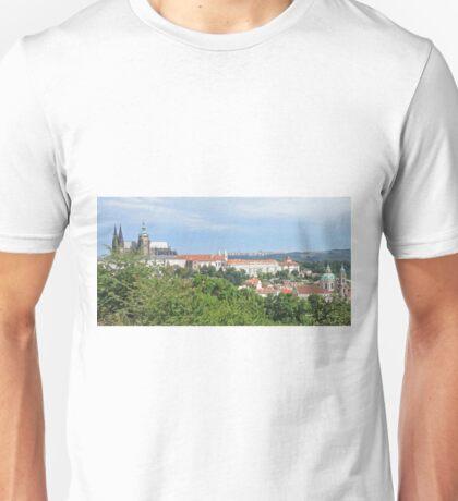 Three Prague Icons Unisex T-Shirt