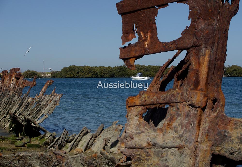 Going Fishing by Aussiebluey