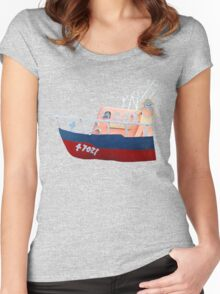 Ahoy Women's Fitted Scoop T-Shirt