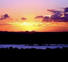 Noosa Sunset by Eliza Ferguson